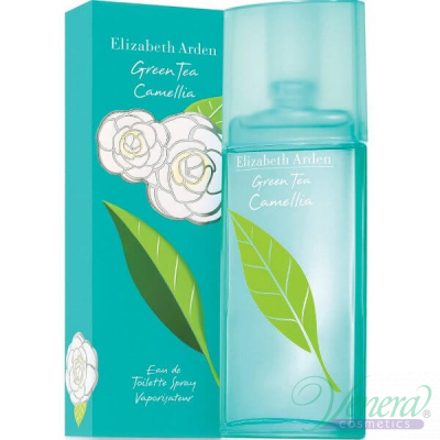 Elizabeth Arden Green Tea Camellia EDT 100ml за Жени