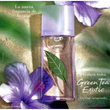 Elizabeth Arden Green Tea Exotic EDT 100ml за Жени БЕЗ ОПАКОВКА