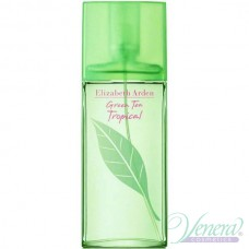 Elizabeth Arden Green Tea Tropical EDT 100ml за Жени БЕЗ ОПАКОВКА