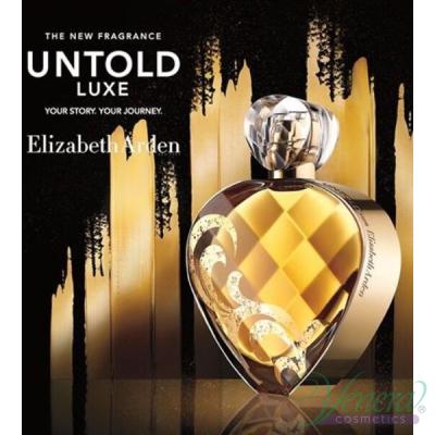 Elizabeth Arden Untold Luxe EDP 50ml за Жени БЕ...