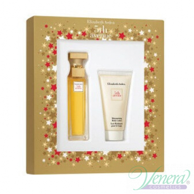 Elizabeth Arden 5th Avenue Комплект (EDP 30ml + BL 50ml) за Жени