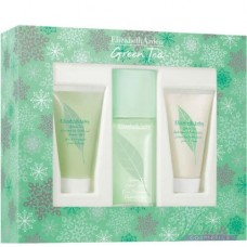 Elizabeth Arden Green Tea Комплект (EDP 100ml+ BL 100ml + SG 100ml) за Жени