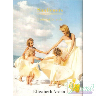Elizabeth Arden Sunflowers EDT 100ml за Жени БЕЗ ОПАКОВКА