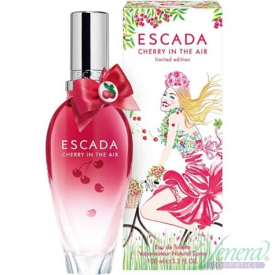 Escada Cherry In The Air EDT 50ml за Жени За Жени