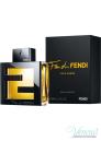 Fendi Fan di Fendi Pour Homme EDT 100ml за Мъже БЕЗ ОПАКОВКА Мъжки Парфюми