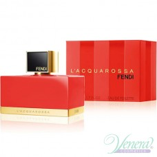 Fendi L' Acquarossa Eau de Toilette EDT 30ml за Жени
