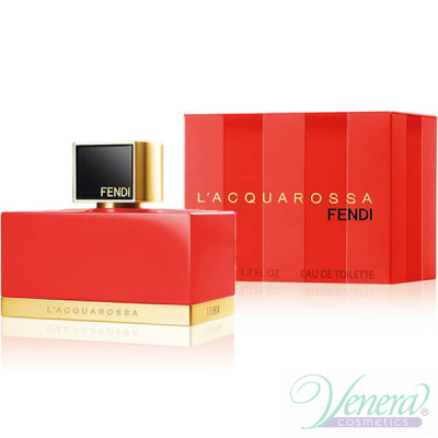 Fendi L' Acquarossa Eau de Toilette EDT 30ml за Жени Дамски Парфюми