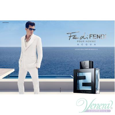 Fendi Fan di Fendi Pour Homme Acqua EDT 50ml за Мъже Мъжки Парфюми