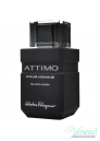 Salvatore Ferragamo Attimo Black Musk EDT 100ml за Мъже Мъжки Парфюми