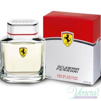 Ferrari Scuderia EDT 75ml за Мъже Мъжки Парфюми
