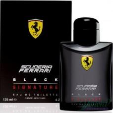 Ferrari Scuderia Ferrari Black Signature EDT 125ml за Мъже