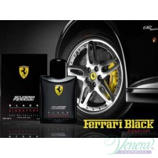 Ferrari Scuderia Ferrari Black Signature EDT 125ml за Мъже БЕЗ ОПАКОВКА
