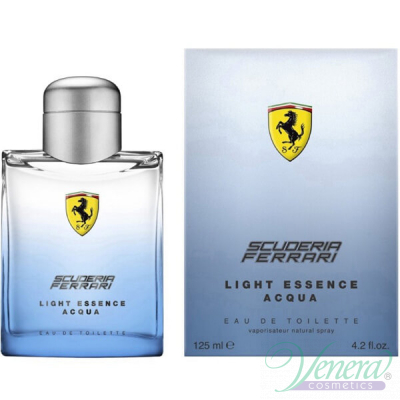 Ferrari Scuderia Ferrari Light Essence Acqua EDT 125ml за Мъже