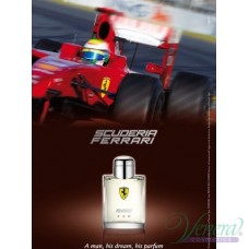 Ferrari Scuderia Ferrari Red EDT 75ml за Мъже