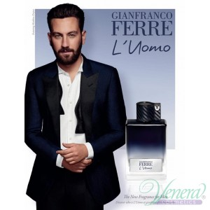 Gianfranco Ferre L'Uomo EDT 100ml за Мъже