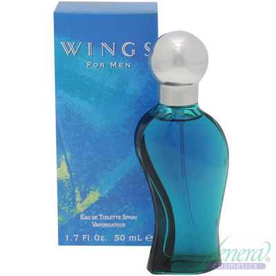 Giorgio Beverly Hills Wings for Men EDT 50ml за Мъже