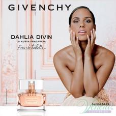 Givenchy Dahlia Divin Eau de Toilette EDT 75ml за Жени БЕЗ ОПАКОВКА
