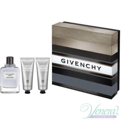 Givenchy Gentlemen Only Комплект (EDT 100ml + AS Balm 75ml + SG 75ml) за Мъже За Мъже