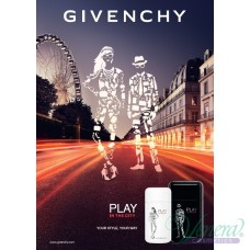 Givenchy Play in the City for Him EDT 100ml за Мъже