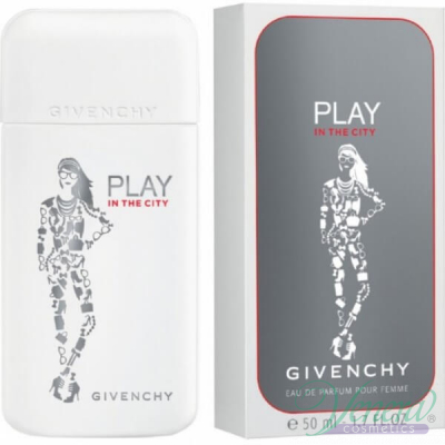 Givenchy Play in the City for Her EDP 50ml за Жени Дамски Парфюми