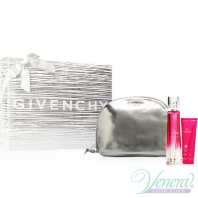 Givenchy Very Irresistible Комплект (EDT 50ml + BL 50ml + Bag) за Жени