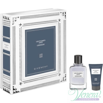 Givenchy Gentlemen Only Комплект (EDT 100ml + Shower Gel 100ml) за Мъже