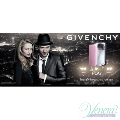 Givenchy Play For Her EDP 30ml за Жени  Дамски Парфюми