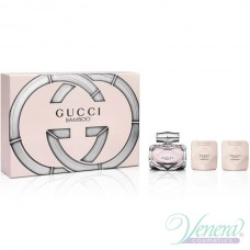 Gucci Bamboo Комплект (EDP 75ml + BL 100ml + SG 100ml) за Жени