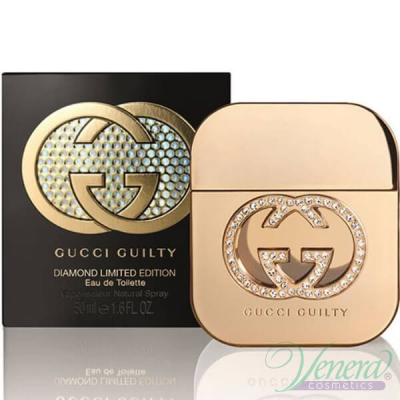 Gucci Guilty Diamond EDT 50ml за Жени Дамски Парфюми