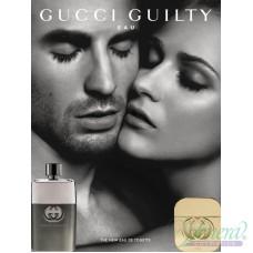 Gucci Guilty Eau Pour Homme EDT 90ml за Мъже БЕЗ ОПАКОВКА