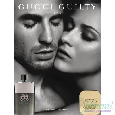 Gucci Guilty Eau Pour Homme EDT 90ml за Мъже БЕЗ ОПАКОВКА Мъжки Парфюми без опаковка
