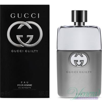 Gucci Guilty Eau Pour Homme EDT 90ml за Мъже Мъжки Парфюми
