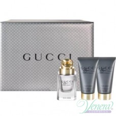 Gucci Made to Measure Комплект (EDT 50ml + After Shave Balm 50ml + SG 50ml) за Мъже