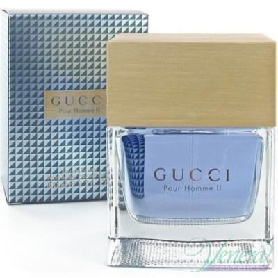 Gucci Pour Homme II EDT 100ml за Мъже Мъжки Парфюми