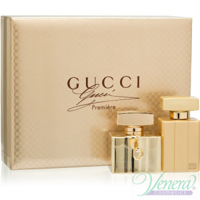 Gucci Premiere Комплект (EDP 50ml + Body Lotion 100ml) за Жени