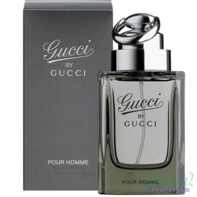 Gucci By Gucci Pour Homme EDT 50ml за Мъже Мъжки Парфюми