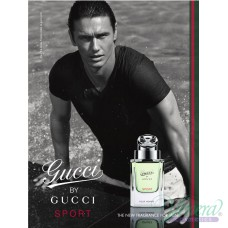 Gucci By Gucci Sport EDT 50ml за Мъже