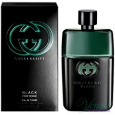 Gucci Guilty Black Pour Homme EDT 30ml за Мъже