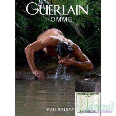Guerlain Homme L'Eau Boisee EDT 80ml за Мъже БЕЗ ОПАКОВКА Мъжки Парфюми без опаковка
