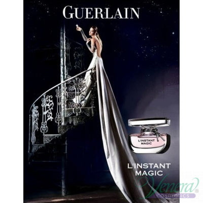 Guerlain L'Instant Magic EDP 100ml за Жени БЕЗ ОПАКОВКА Дамски Парфюми без опаковка