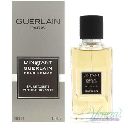 Guerlain L'Instant Pour Homme EDT 50ml за Мъже Мъжки Парфюми