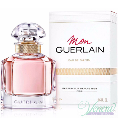 Guerlain Mon Guerlain EDP 100ml за Жени Дамски Парфюми