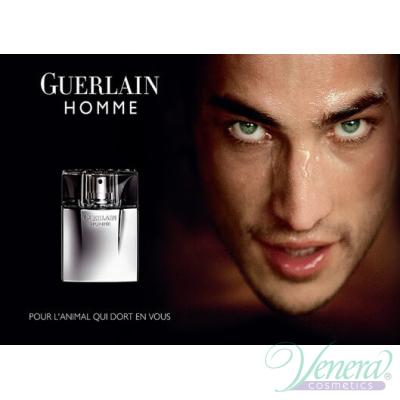 Guerlain Homme EDT 30ml за Мъже Мъжки Парфюми