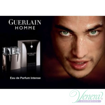 Guerlain Homme Intense EDP 50ml за Мъже Мъжки Парфюми
