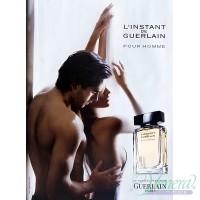 Guerlain L'Instant Pour Homme EDT 100ml за Мъже БЕЗ ОПАКОВКА Мъжки Парфюми без опаковка