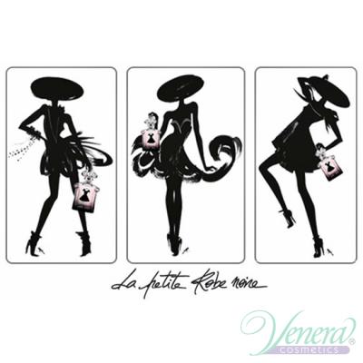 Guerlain La Petite Robe Noire Комплект (EDP 50ml + Mascara intensive Volume 8.5ml + Bag) за Жени Дамски Комплекти