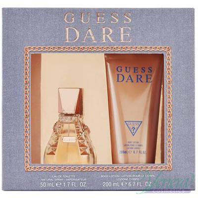 Guess Dare Комплект (EDT 50ml + BL 200ml) за Жени