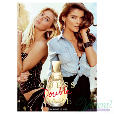Guess Double Dare EDT 50ml for Women Without-Package Women's Fragrances without package