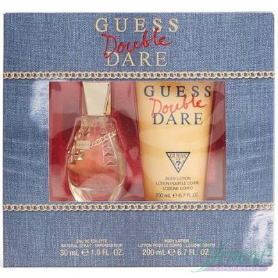 Guess Double Dare Комплект (EDT 30ml + BL 200ml) за Жени Дамски Комплекти