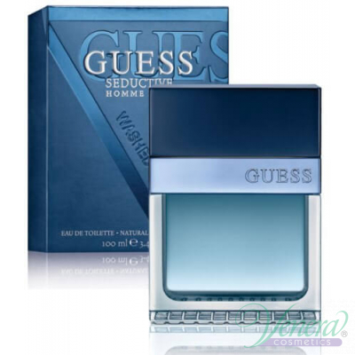 Guess Seductive Homme Blue EDT 50ml за Мъже